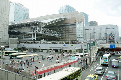 日本の世界遺産_大阪駅からの所要時間