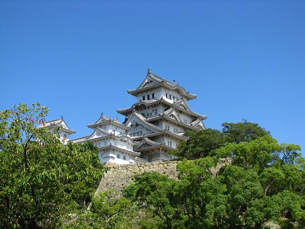 姫路城の姿 その1