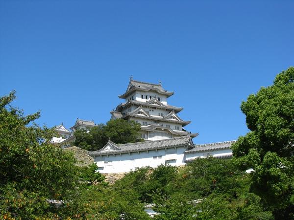 姫路城の姿 その2