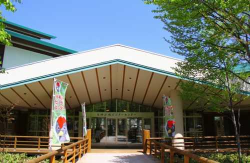 世界遺産_白神山地ビジターセンター